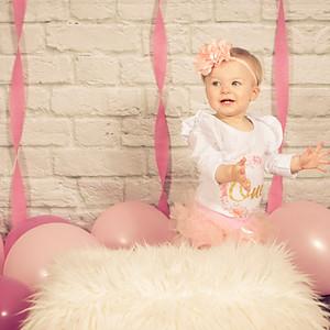 Ella's First Birthday