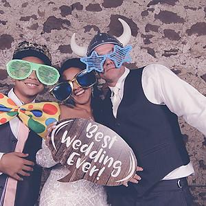 Nixon Wedding Photo Booth