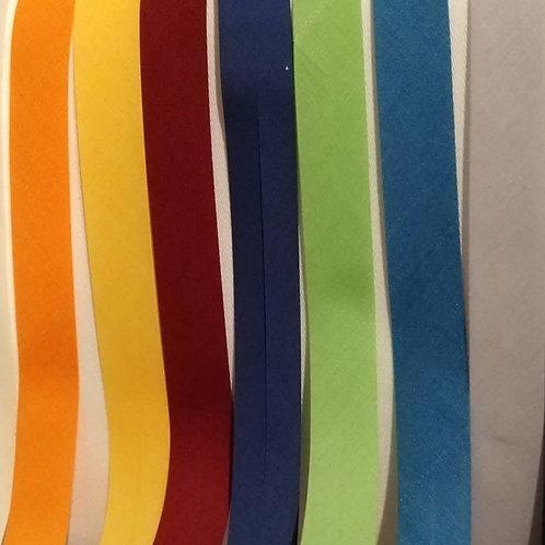Biaislint 2cm UNI kleur