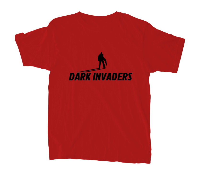 Invaders Red T-Shirt