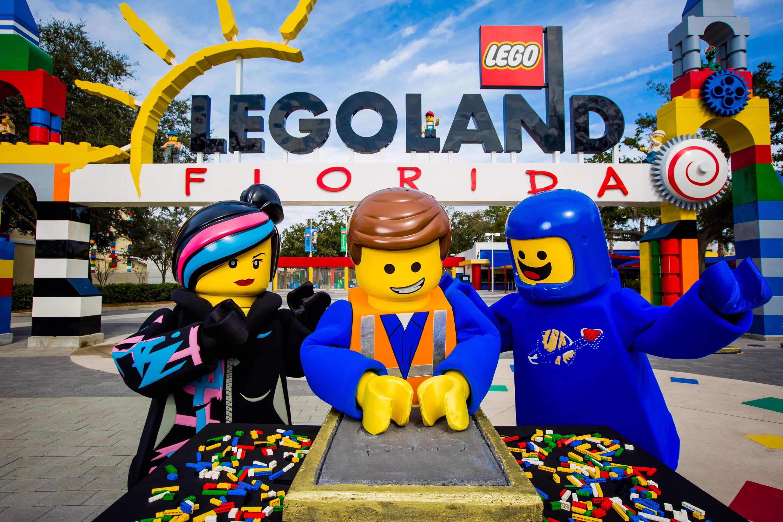 LegoLand attractions Parks Orlando