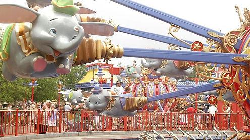 Dumbo vacation homes close to disney