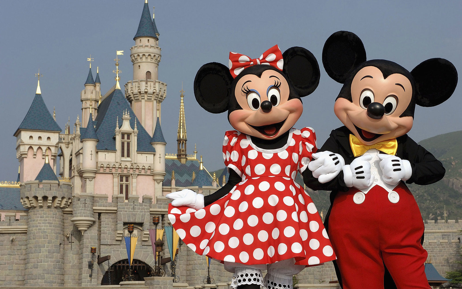 Castle mouse