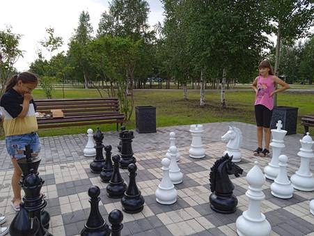 Юные покачевцы отметили Международный день шахмат товарищеским турниром