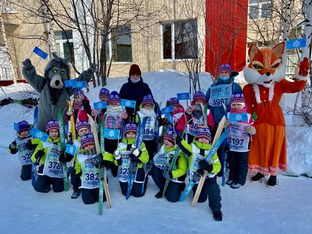 Детская Лыжня России