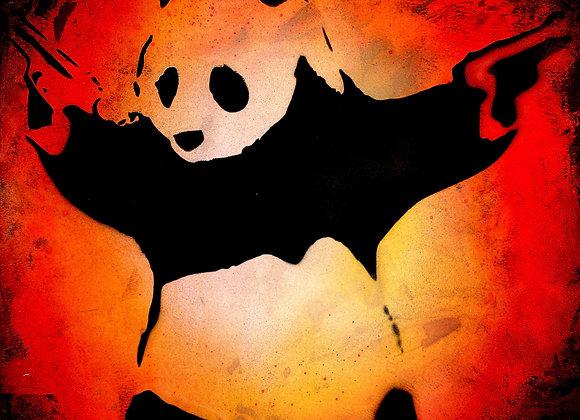 The Gangster Panda