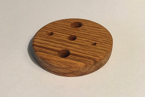 Diz - hand crafted in scarlet oak