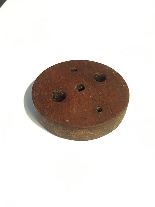 Diz - hand crafted in mahogany