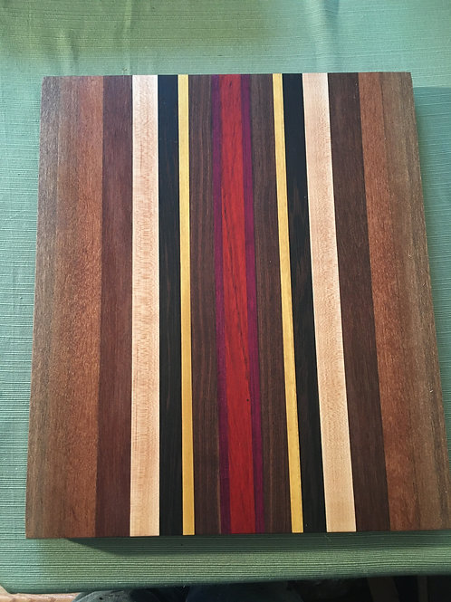 Hand Crafter Cutting Board - large