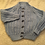 Thumbnail: Hand Knitted Baby Outfit 6 months
