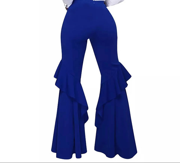 Flare Layer Pants