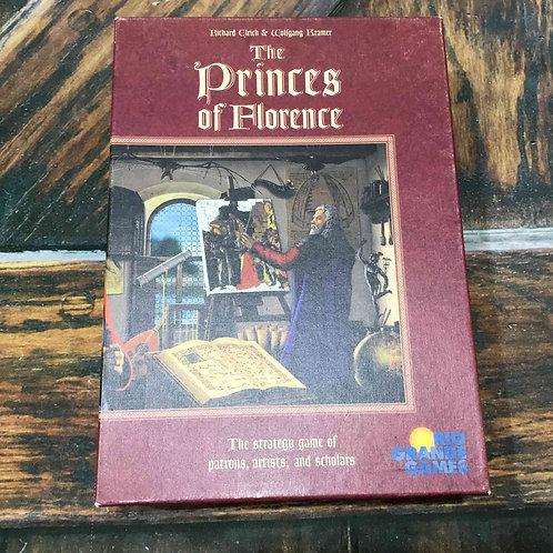中古・和訳なし|フィレンツェの匠 Die Fursten von Firenze