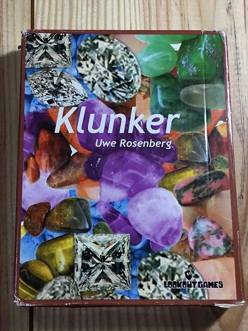 中古・和訳なし クランカー Klunker