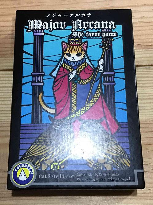 中古 メジャーアルカナ カードゲーム