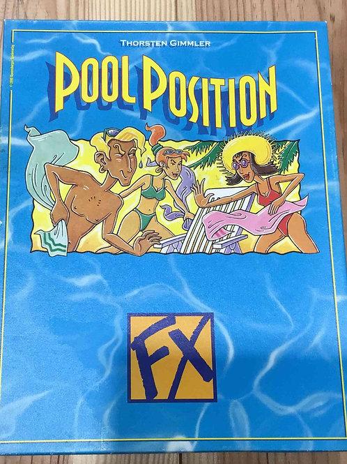 中古・和訳なし プールポジション Pool Position