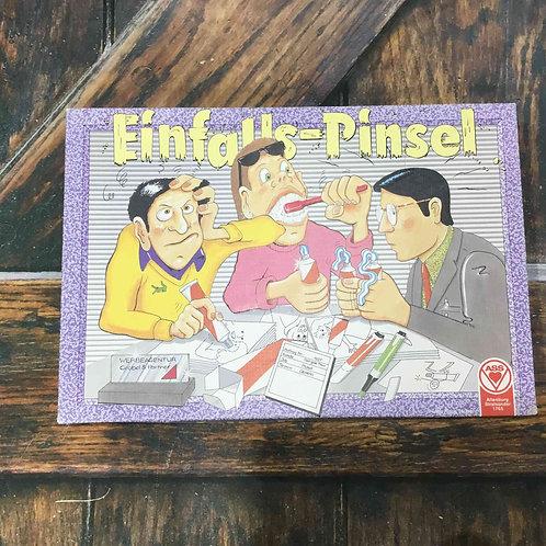 ダメージ・中古・和訳なし イラスト募集中  Einfalls-Pinsel