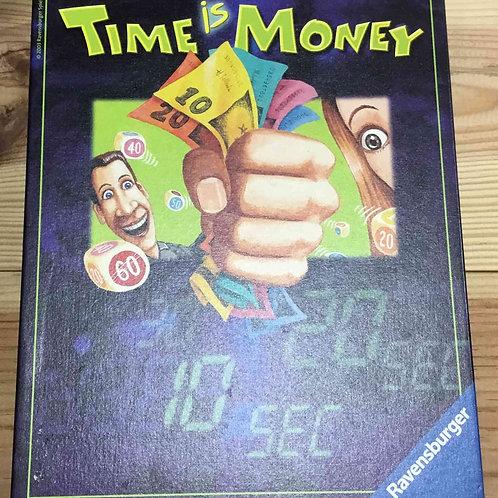 特記あり・中古・和訳なし タイムイズマネー Time is Money