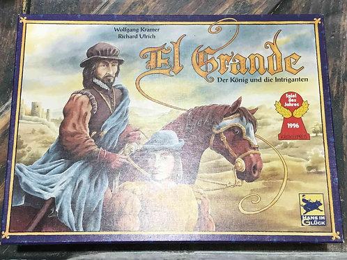 ダメージ・中古・和訳なし|エルグランデ  El Grande