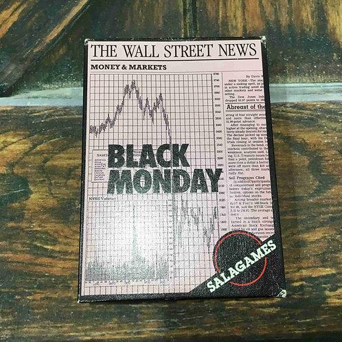 中古・和訳なし|ブラック・マンデー BLACK MONDAY