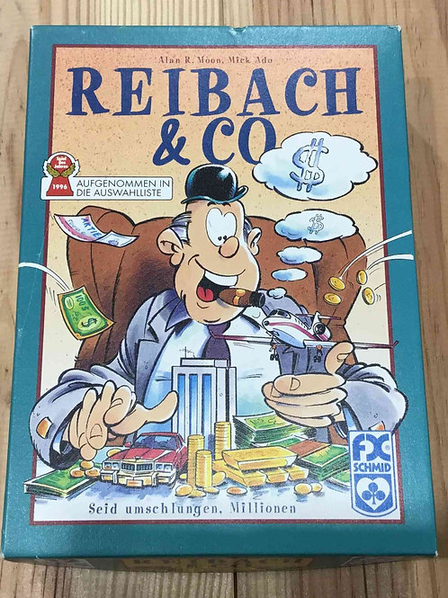 中古・和訳なし|ぼろ儲けカンパニー Reibach&Co