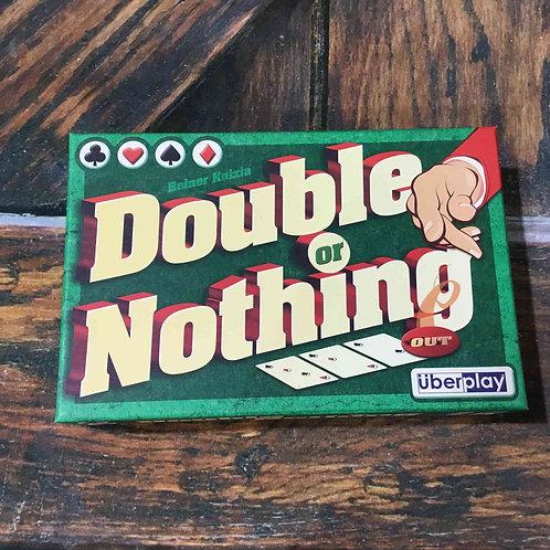 中古・和訳なし ダブル・オア・ナッシング Double or Nothing