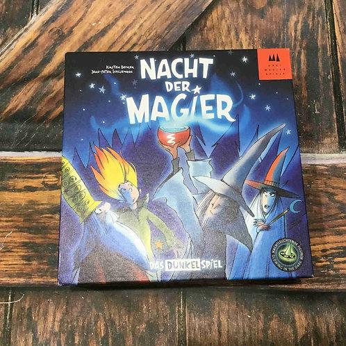 中古・和訳なし|魔法使いの夜 Nacht der Magier