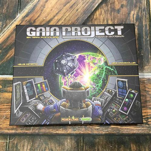 中古|テラミスティカ:ガイアプロジェクト  Gaia Project