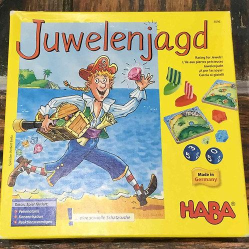 中古・和訳なし 宝石ハンター  Juwelenjagd