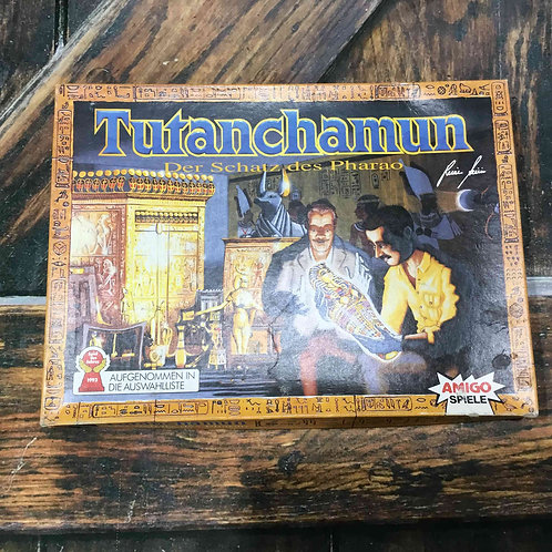 ダメージ・中古・和訳なし|ツタンカーメン Tutanchamun
