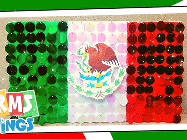 Imágenes para bandera con lentejuelas