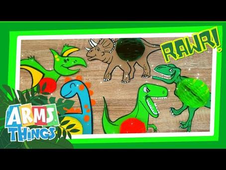 Decoraciones de Dinosaurios // fiesta temática de dinosaurios// ideas de Dinosaurios