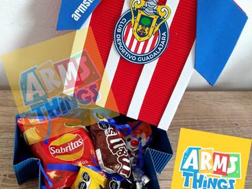 Playeras día del padre Chivas Football