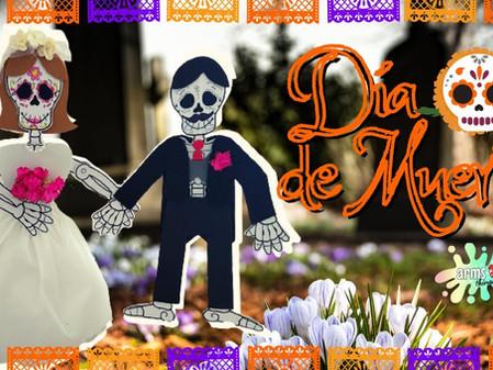 DIY: Adornos Halloween. Claveritas vestidas✨// Hazlo tu mismo ❤️