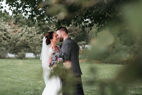 Edinburgh Wedding Photograher