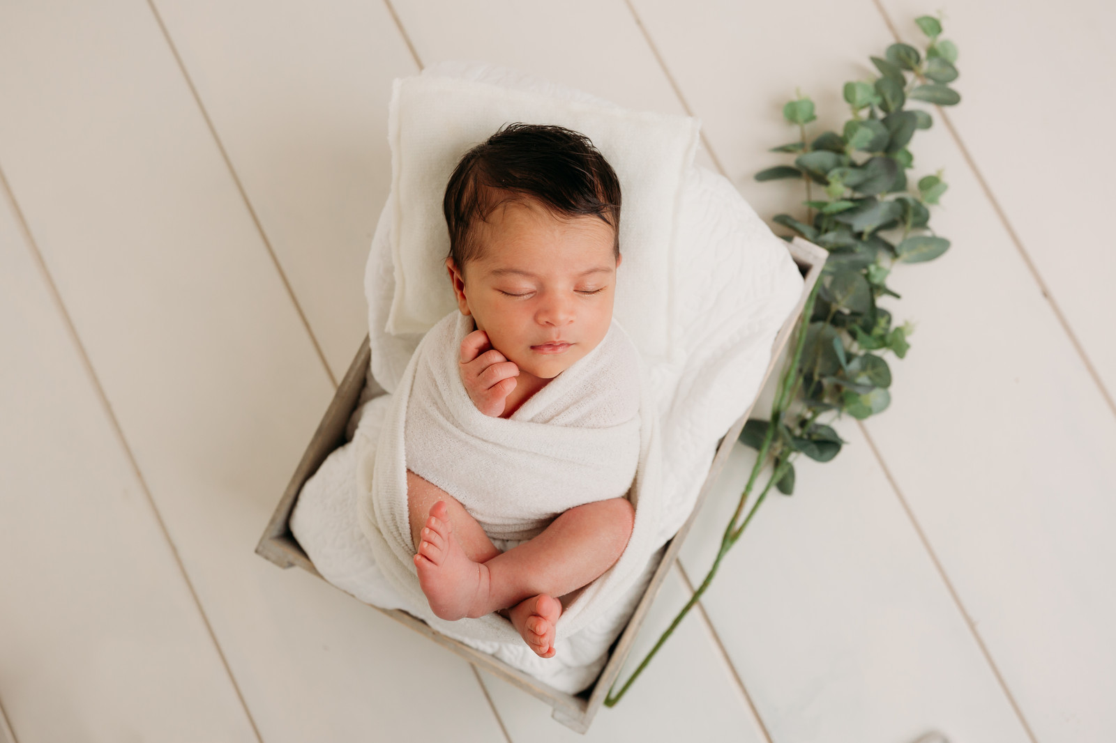 Edinburgh newborn photography