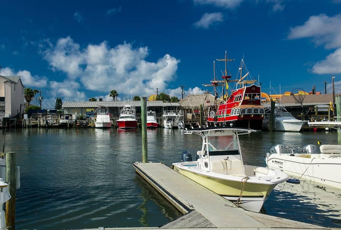 Port A Harbour