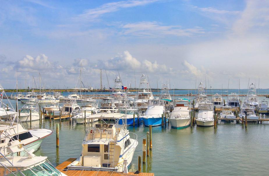 Trout Street Yacht Basin