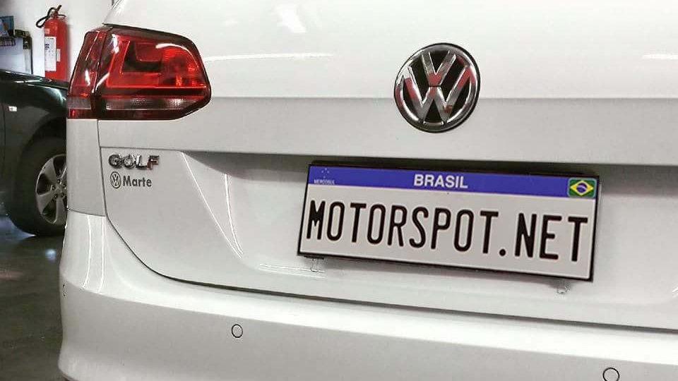 Par de Ponteiras Inox 304 Volkswagen Passat Sedan e Variant B7