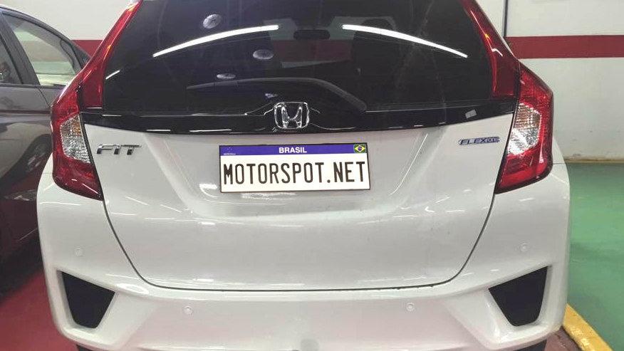 """Ponteira 3"""" Chanfrada Redução 2.5"""" Inox 304 Honda Fit"""