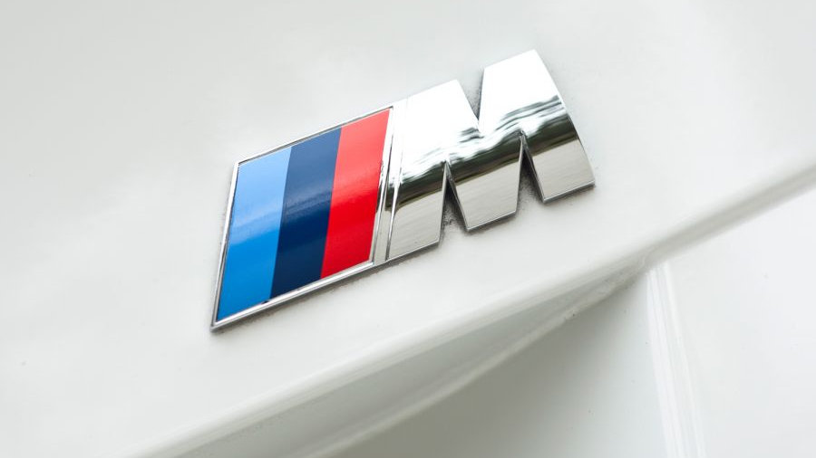 Emblema BMW /// M