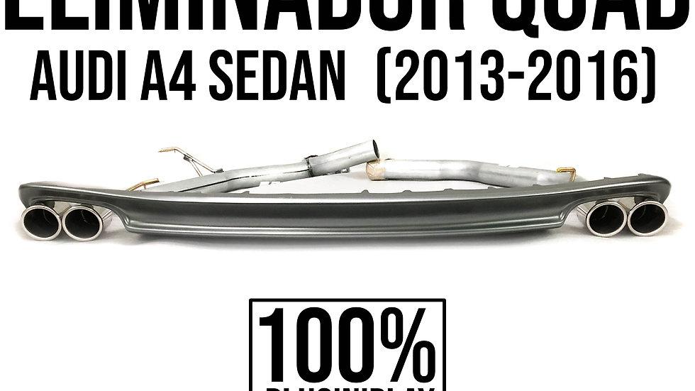 Kit Quad Audi A4 Sedan 2.0TFSI 2013-2016