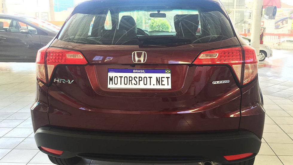 """Ponteira 3"""" Chanfrada Redução 2.5"""" Inox 304 Honda HRV"""