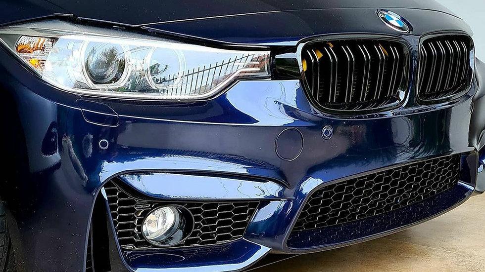 BodyKit BMW M3 para Serie 3 F30 316i 320i 328i 335i 2013-3019