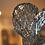 Thumbnail: Sculpture danseuse en métal