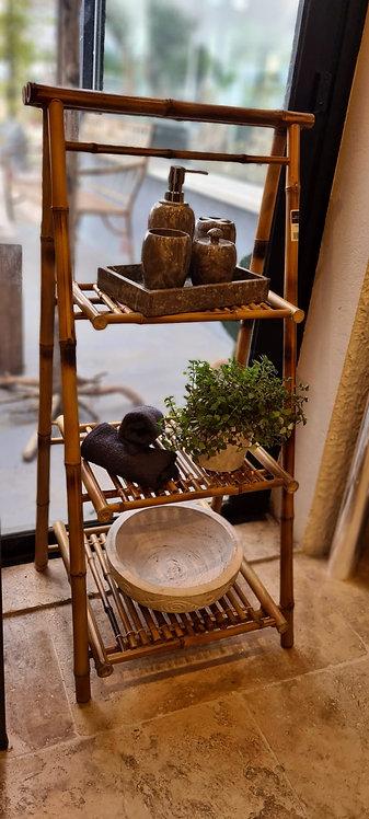 Etagère en bambou