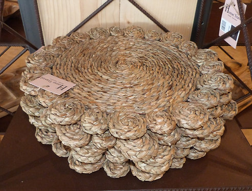 Dessous de plat en sisal