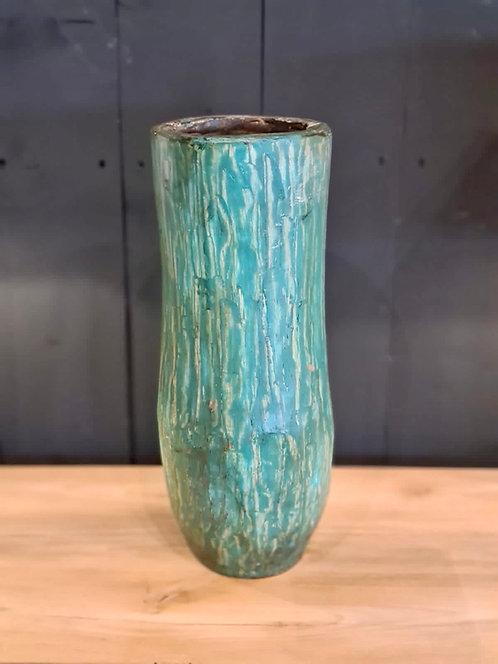 Pot palmier vert