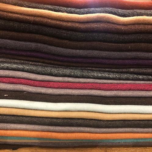 Châle 100% laine