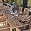 Thumbnail: Table en teck extérieur TIKA 350 x100