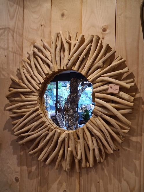 Miroir rond D.60 cm